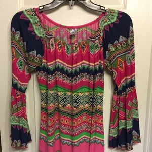 Tops - Boutique Long Sleeve Tunic